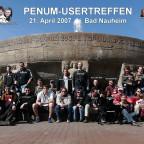 Penum-Usertreffen 21.04.2007 - Bad Nauheim