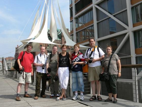 Penum-Usertreffen  23.07.2006 - Hamburg