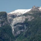 Fjordlandschaft südlich von Puerto Monte