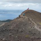 Wandern am Fusse des Osorno