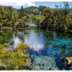 Pupu Springs, Neuseeland