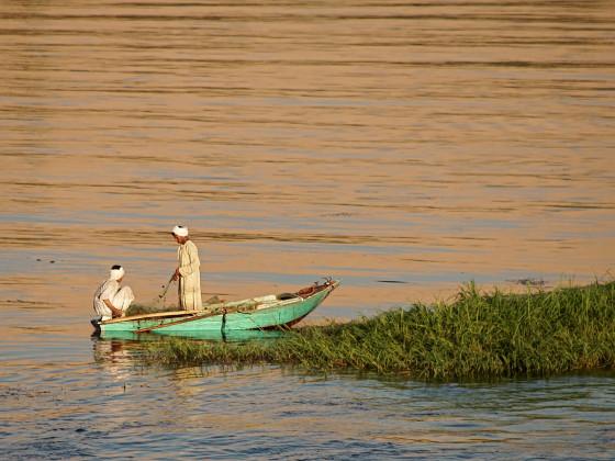 Nil-Bauern