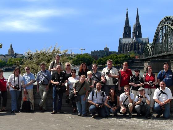Penum-Usertreffen 04.08.2007 - Köln